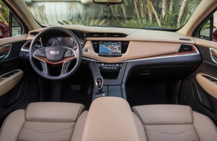 2021 Cadillac CT8 Interior