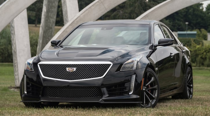 2021 Cadillac CTS-V Top Speed, Horsepower, Release Date ...