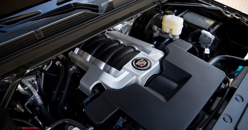 2021 Cadillac Escalade EXT Engine