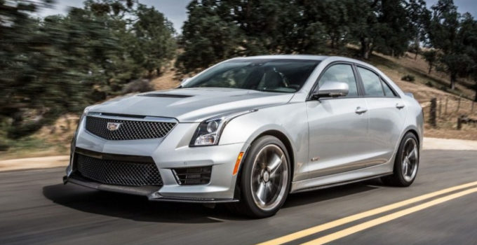 2020 Cadillac ATS 0 60 Price Colors Interior Release