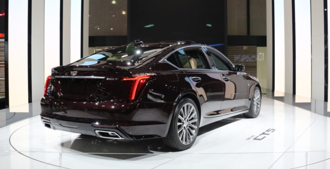 2021 Cadillac CT5 V Price Specs Release Date 2020GMCar
