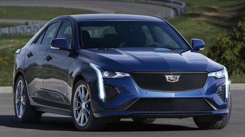 Sporty 2020 Cadillac CT4 V Joins Luxury Lineup