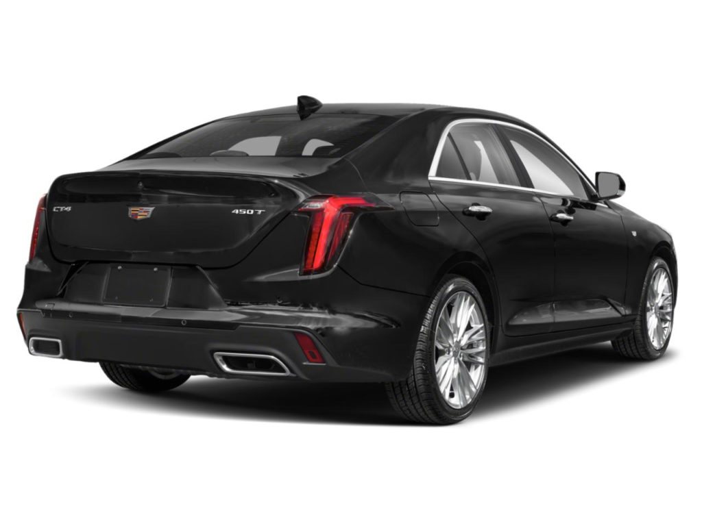 2020 Cadillac CT4 Luxury In Louisiana New Car For Sale