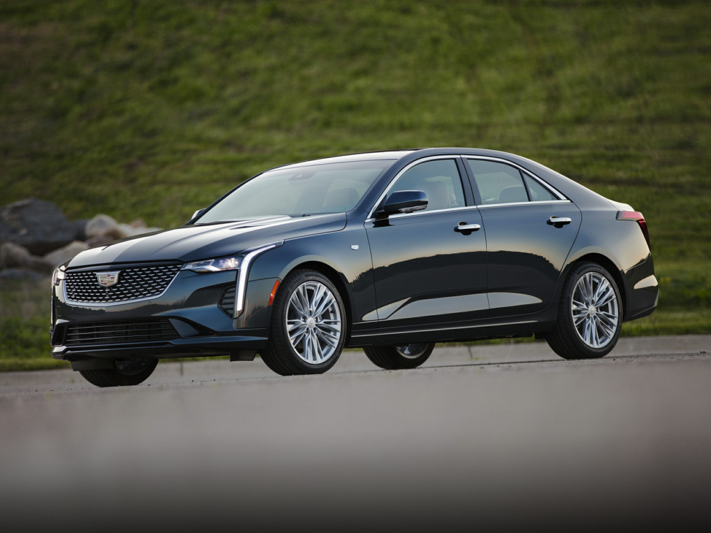 New 2020 Cadillac CT4 Price Photos Reviews Safety