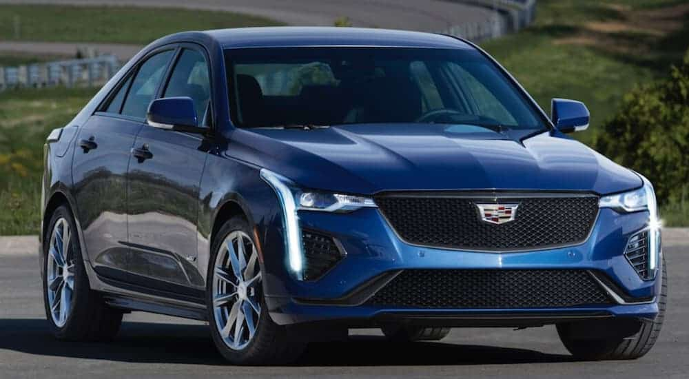 First Look At The All New 2020 Cadillac CT4 AutoInfluence