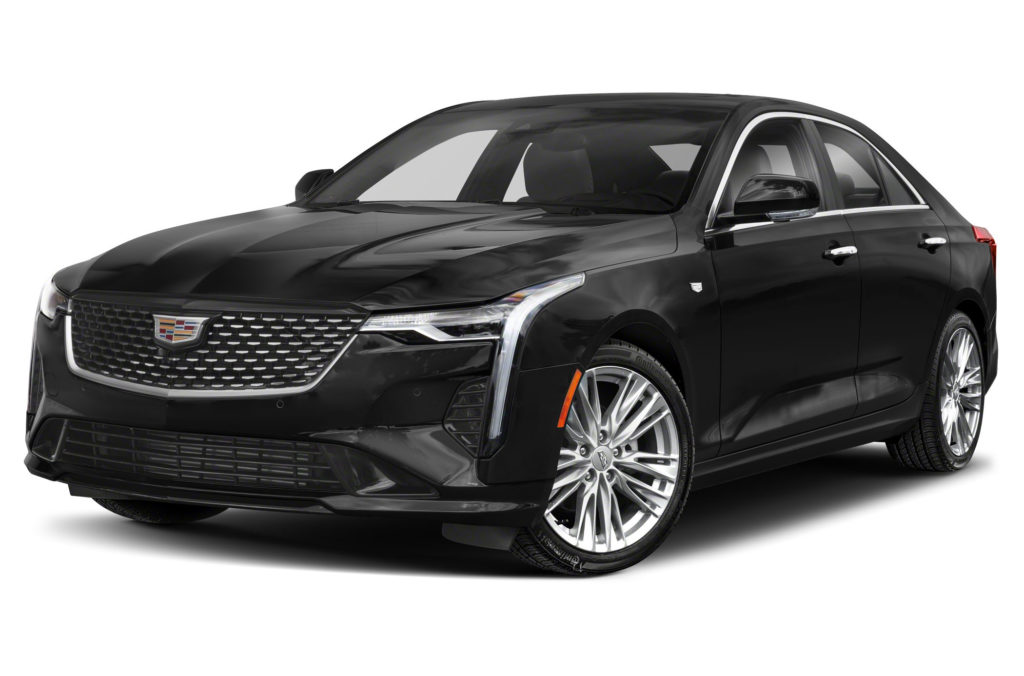 Cadillac CT4 And CT5 High performance Models Spied Autoblog