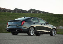 2021 Cadillac CT4 V Blackwing Expected With Twin Turbo V6