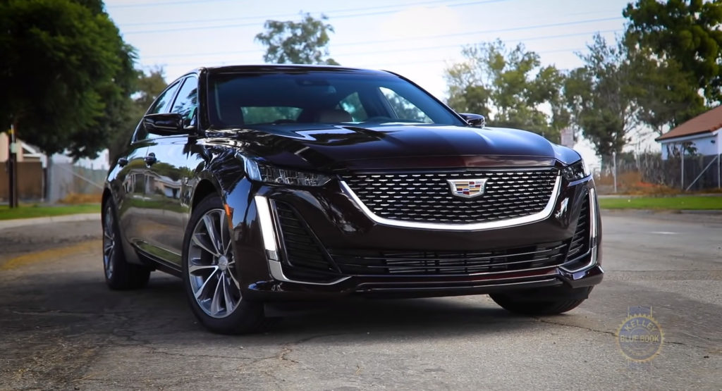 2020 Cadillac CT5 Fails To Stand Out But That Doesn t