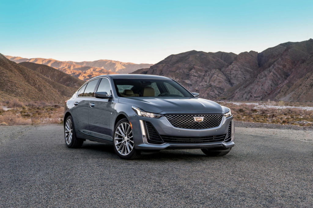 2021 Cadillac CT5 Review Trims Specs Price New
