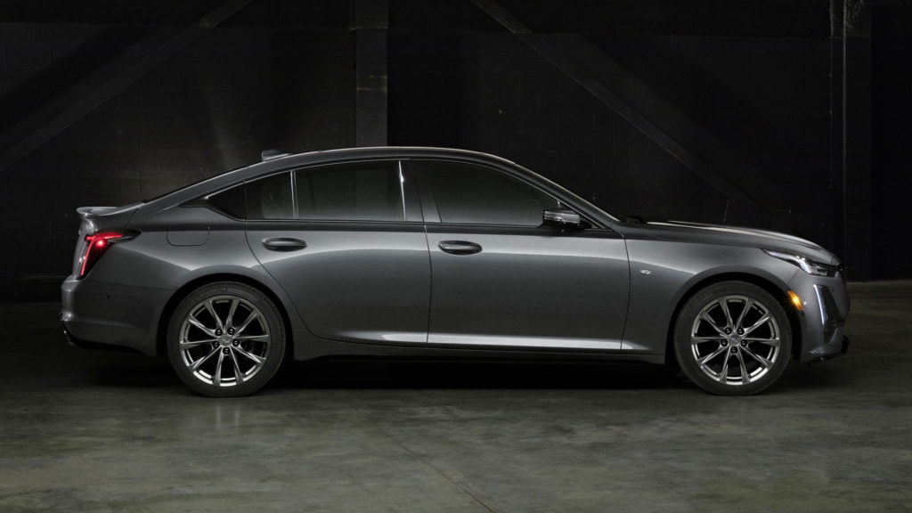 2020 Cadillac CT5 Revealed Engines Announced Autoblog