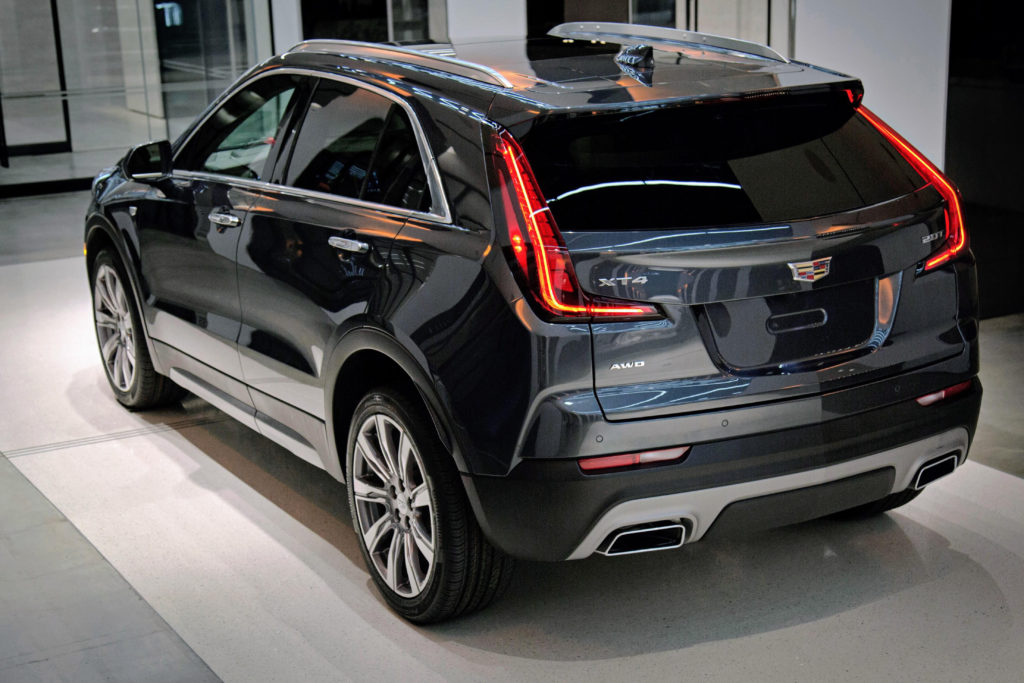 See The New Baby Cadillac Crossover F3News
