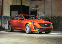 2020 Cadillac CT5 V Arrives With 355 HP but A Burlier One