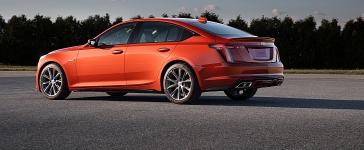 2021 Cadillac CT5 Reliability, Trunk Space, Technology ...