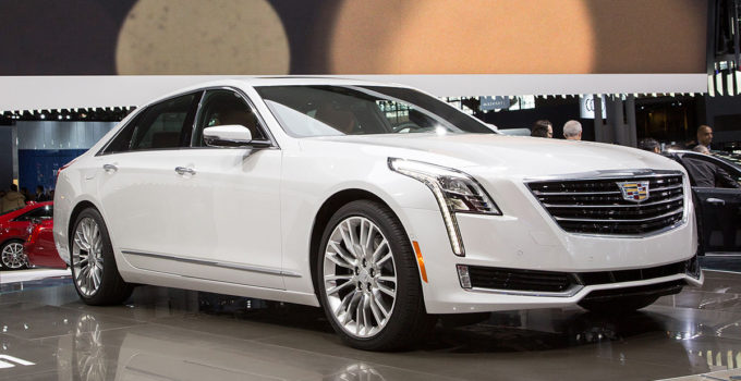 Cadillac CT6 Wikipedia