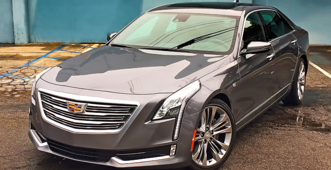 2018 Cadillac CT6 Platinum AWD One Week Review