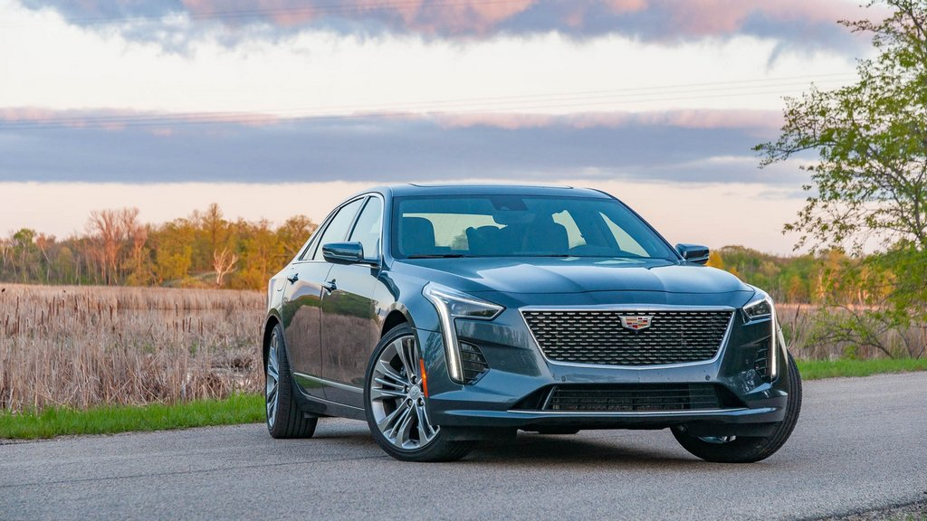 Overview Of The Premium Sedan Cadillac CT6 Articles And
