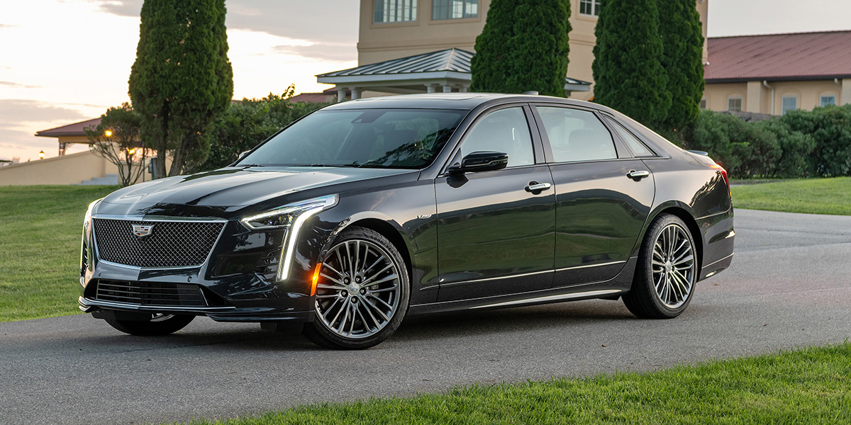 2021 Cadillac CT6 Consumer Reviews, Lease Deals ...