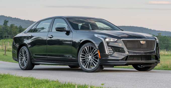 2020 Cadillac CT6 Best Buy Review Consumer Guide Auto