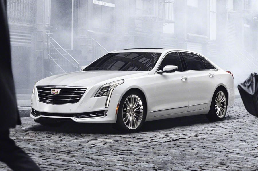 Cadillac CT6 Revealed With Three Engine Options Autocar