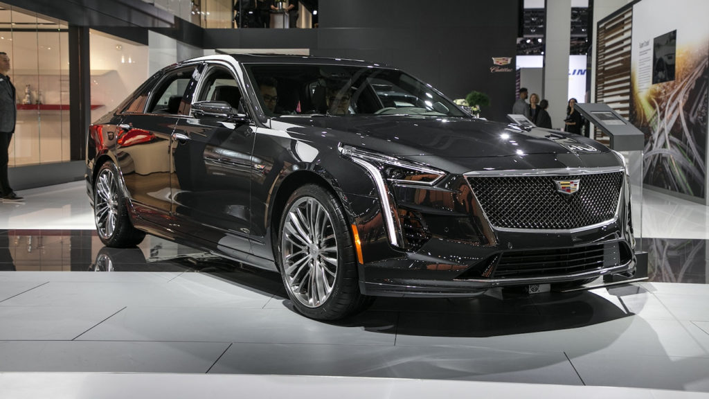 Cadillac CT6 And Chevy Impala Aren t Dead Yet GM Extends