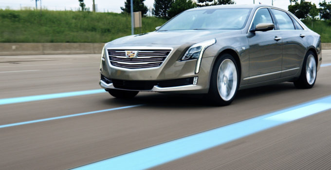 The Cadillac CT6 Lives On In China And Has Been Updated