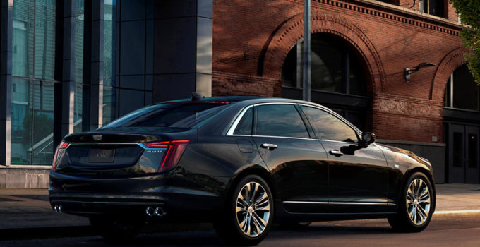 2020 Cadillac CT6 Sedan Review Trims Specs Price New