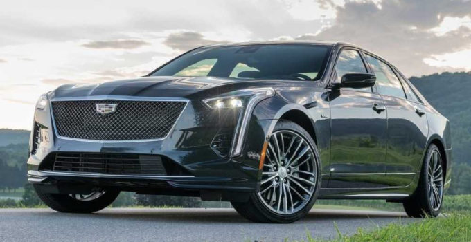 2021 Cadillac CT6 Release Date Price Interior Redesign
