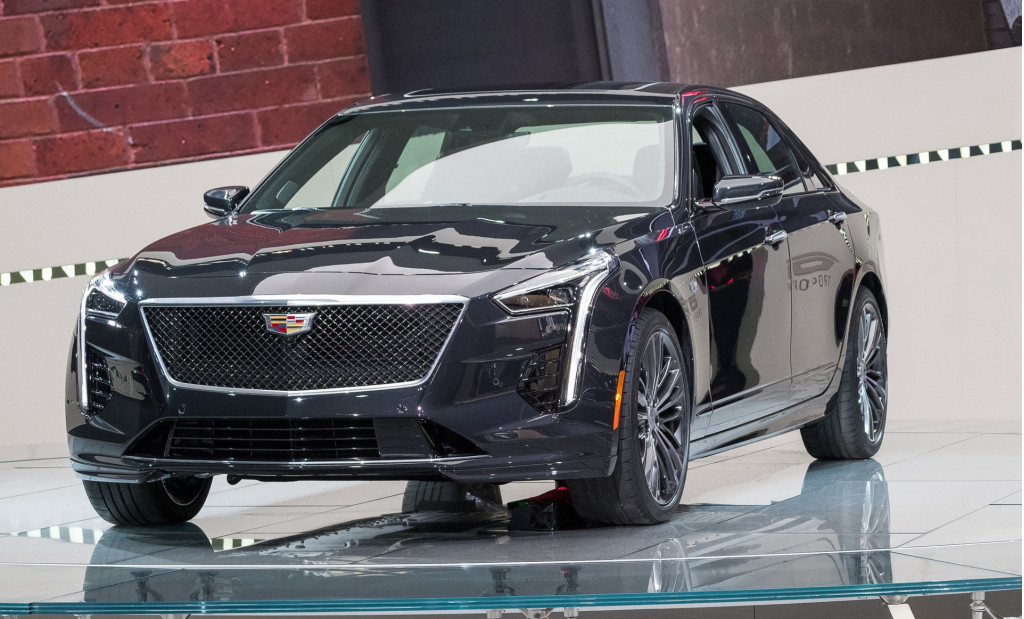 Car Pictures Review 2020 Cadillac Ct6 V Specs