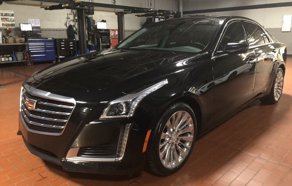 Cadillac CTS 2018 Lease Deals In Grand Blanc Michigan