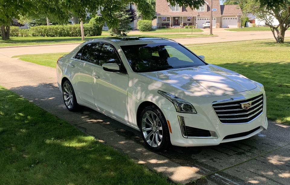 Cadillac CTS 2018 Lease Deals In WILOUGHBY HLS Ohio