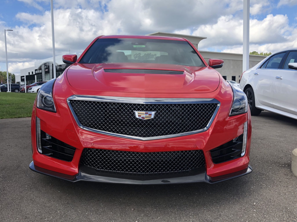 2021 Cadillac Cts V Test Drive Supercharged Colors