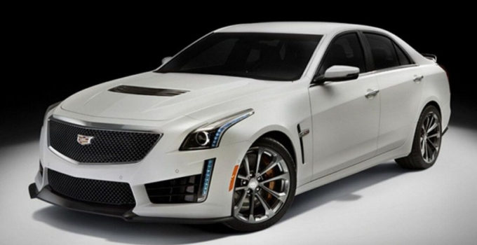 2020 Cadillac CTS V Wagon Engine Price Specs Interior