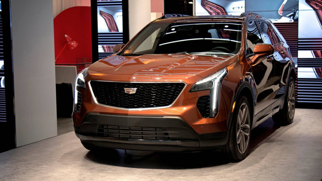 2021 Cadillac XT5 Review Price Engine Trims Features