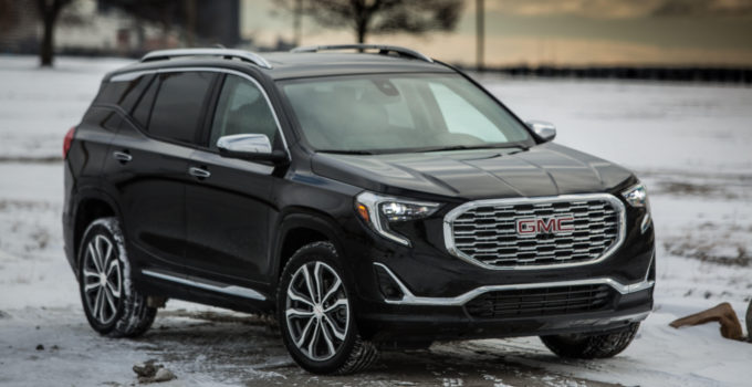 2020 Gmc Terrain Gas Mileage