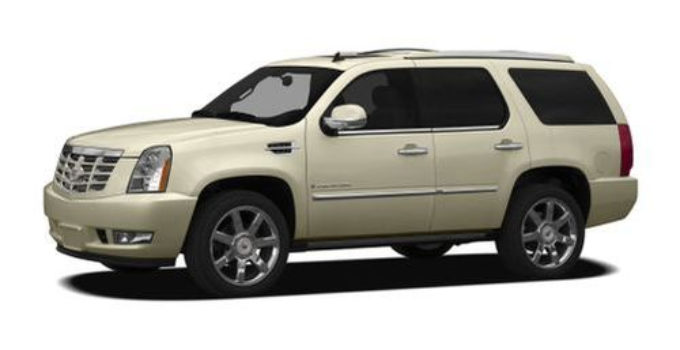 2010 Cadillac Escalade Trim Levels Configurations Cars