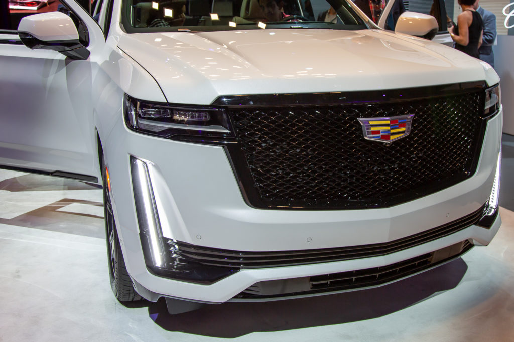 2021 Cadillac Escalade Redesign Price Up Just 1 000 Ain