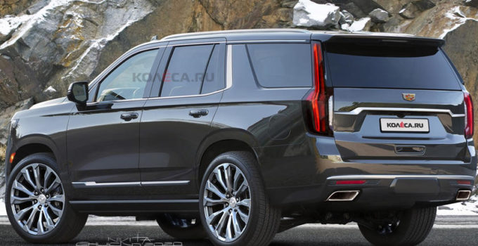 2021 Cadillac Escalade Has Unexpected Surprise Coming