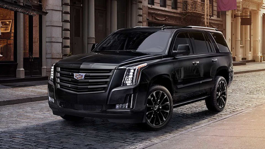Next Generation Cadillac Escalade Slated For 2020 Arrival