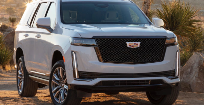 Cadillac Escalade Sport Edition Sold Surprisingly Well