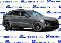 Cadillac Lyriq Electric Crossover Rendered GM Authority