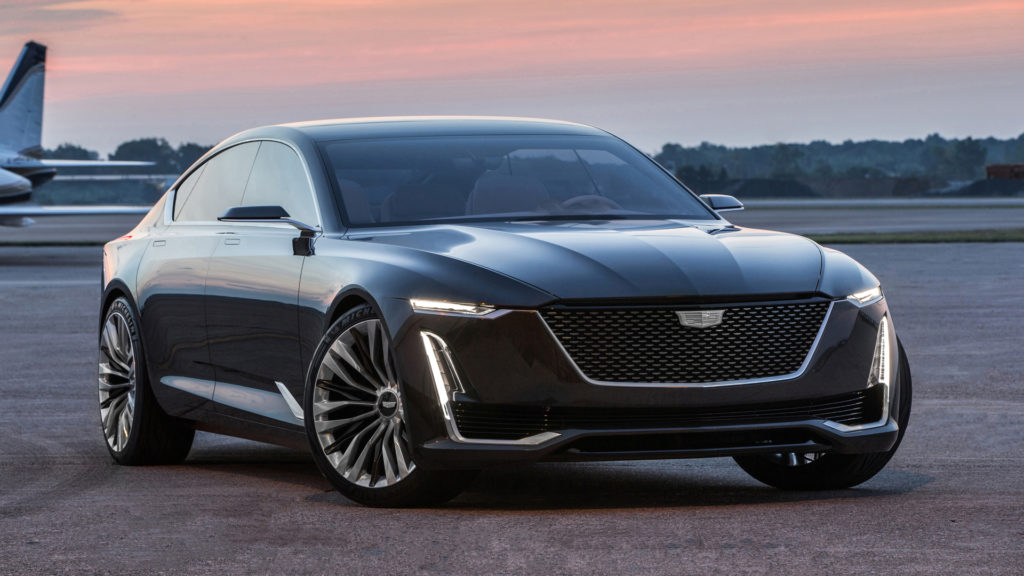 Cadillac Pushes Back Flagship Launch Until After 2022