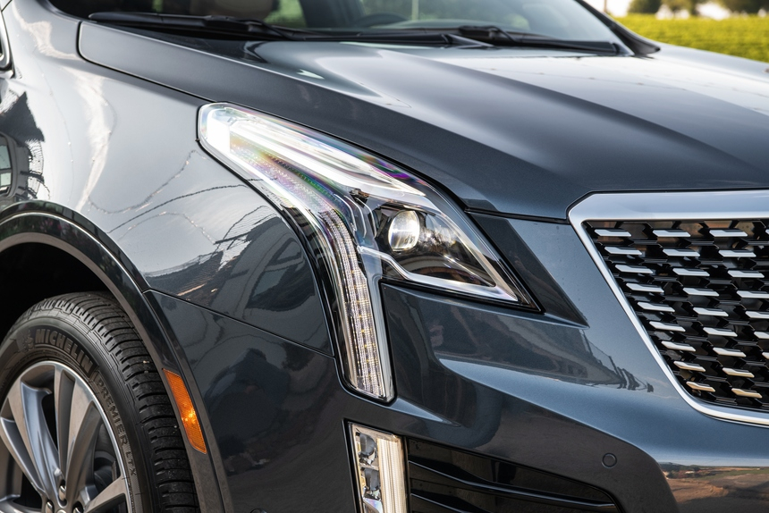 2021 Cadillac XT5 Preview Pricing Release Date