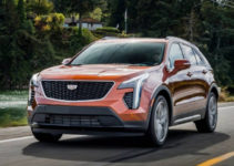 2020 Cadillac XT4 SUV Mpg Release Date Interior Colors