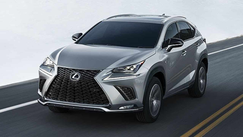 2020 Lexus NX 300 Review Pricing Specs Conquest