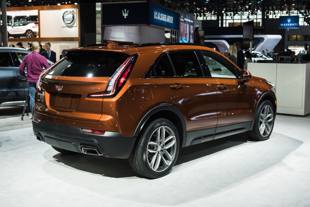 2019 Cadillac XT4 Priced To Start At 35 790 GM Authority