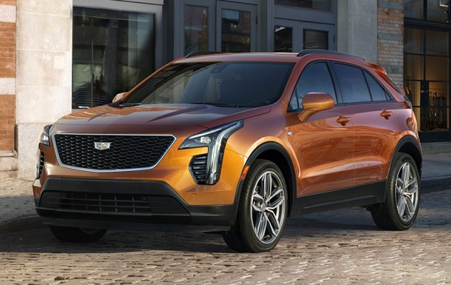 2021 Cadillac XT4 Changes Pricing Engine And Updates