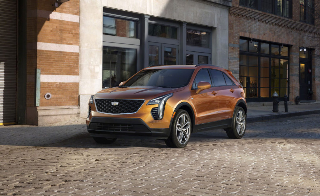 2019 Cadillac XT4 Reviews Cadillac XT4 Price Photos