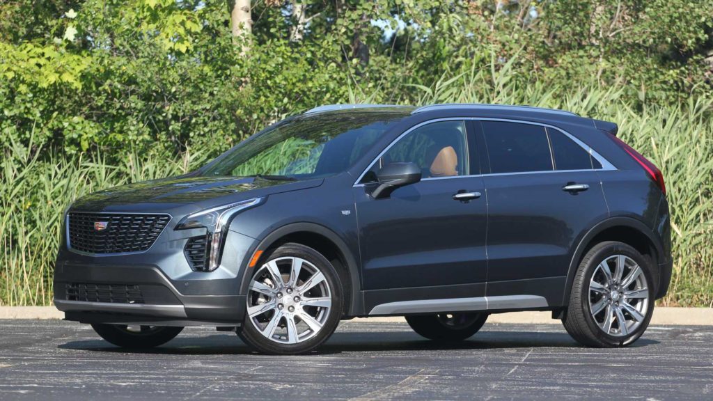 2020 Cadillac XT4 Review The Right Foot