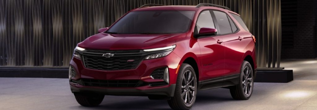 2021 Chevy Equinox Changes And Release Date