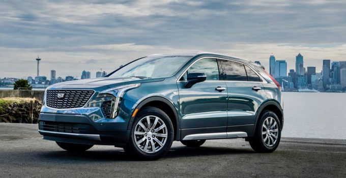 2021 Cadillac Xt4 Us News Road Test Oem Specifications